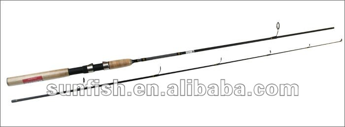Spinning fishing rod daiwa brand