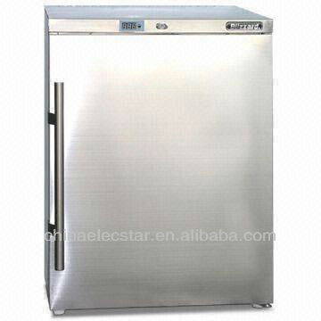 Half Height Professional Freezer with White or S/S Finish, Suitable for Under Counter Use-1