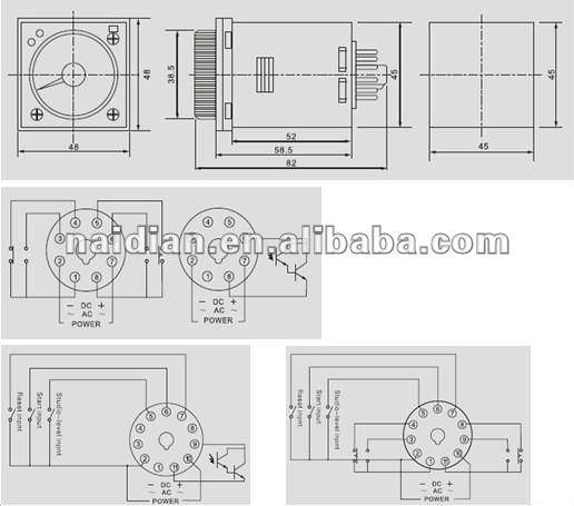 8 Pin Timer Relay Wiring Diagram from sc01.alicdn.com