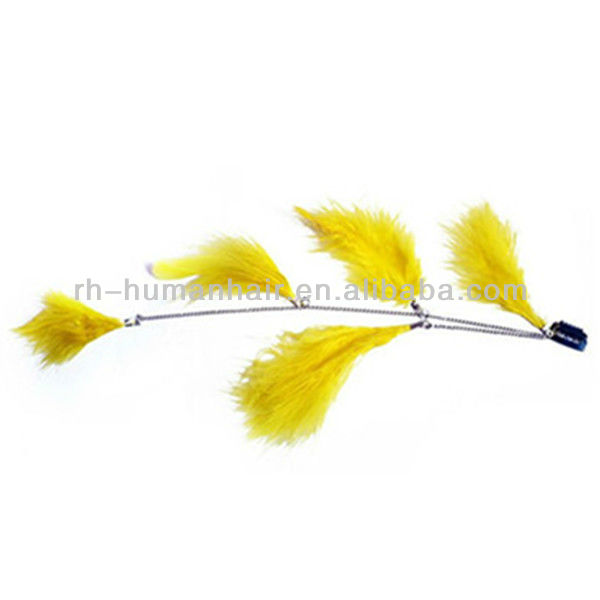 2014 Top sal real feather hair extension / hair feathers / feathers in hair