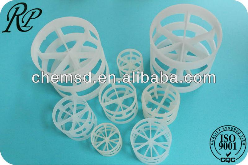 PP,PE,PVC,CPVC,PVDF plastic tower packing