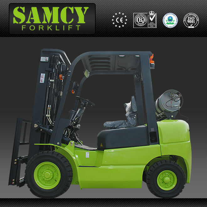 SAMCY 45 Tons Forklift Good Pricing Container Reach Stacker with Good Quality