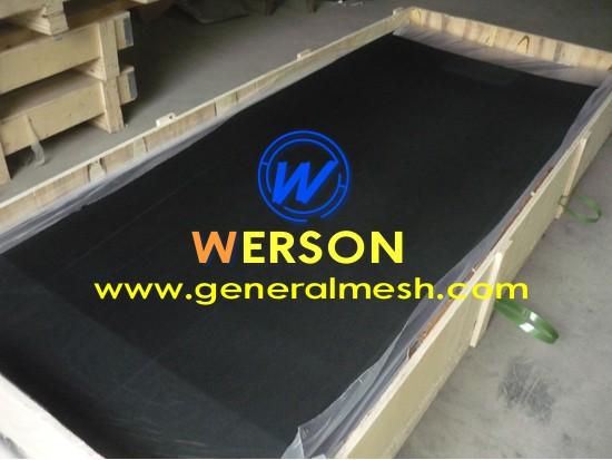 11 mesh Marine stainless steel security mesh