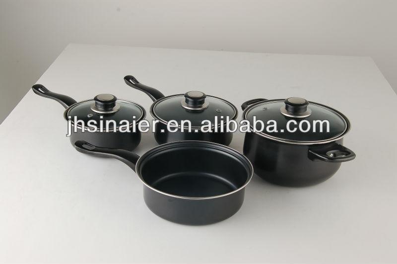 Ceramic Nonstick Cookware Set As seen on TV