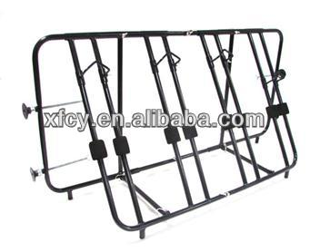 ADJUSTABLE TRUCK BED BIKE RACK pick up carrier stand box 1 2 3 or 4 BICYCLES