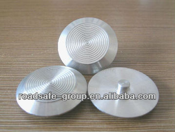 Sidewalk low cost best price stainless steel tactile indicator