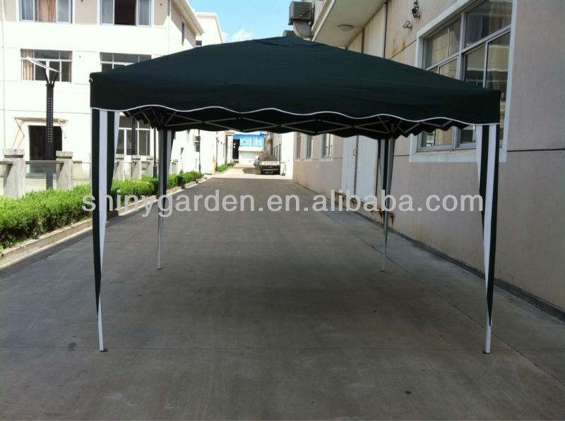 LIDL aluminum folding gazebo tent with screen