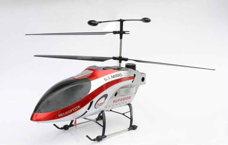 rh-0648008 large rc helicopter 1.68m extra large 3.5ch double propellers alloy remote control helicopter