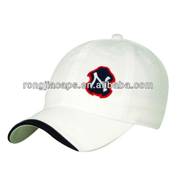 curve short brim cotton Snapback Sports cap and Hat