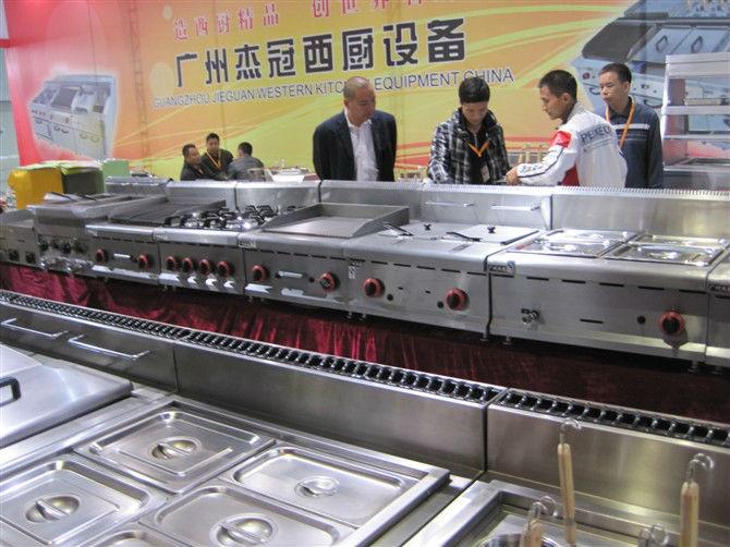 Stainless Steel 80 Liters Gas Tilting Bratt Pan (GH-980)