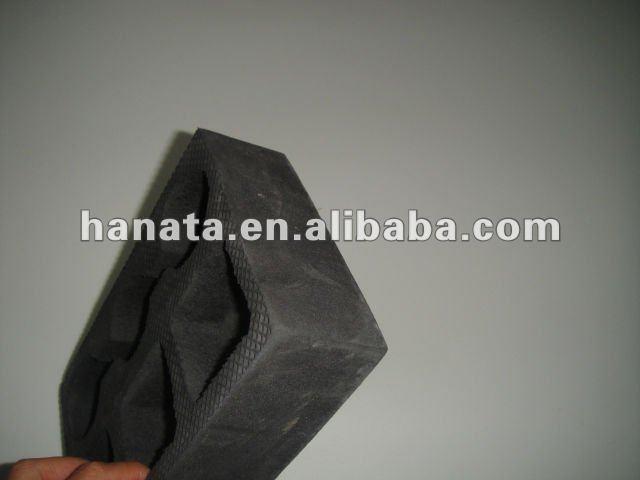 die cut EVA foam for packing suzhou box insert xpe insulation materials