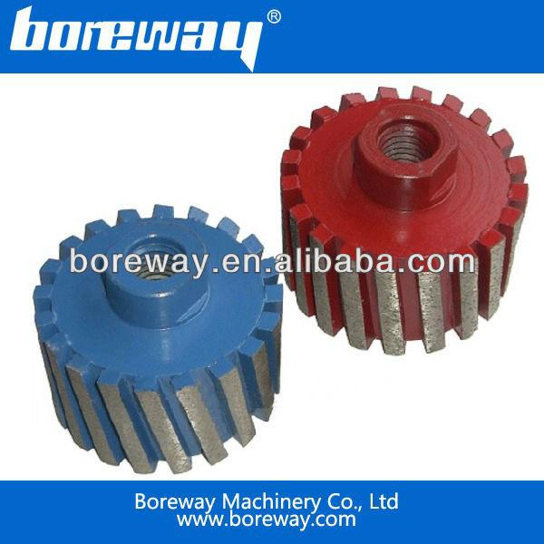 boreway sell metal bond diamond drum wheels