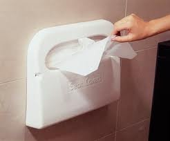 disposable toilet seat cushion paper