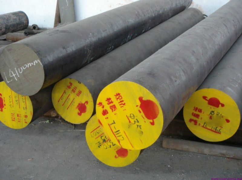 1.2519 Tool Steel Round Bar Manufacture And Factory