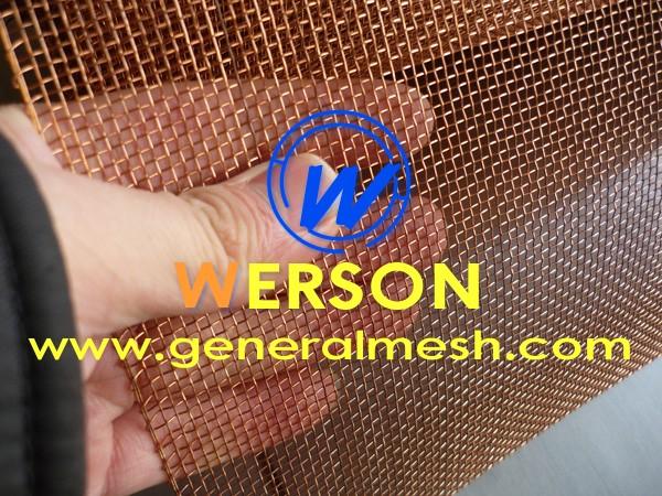 40mesh H90 Brass Wire Mesh