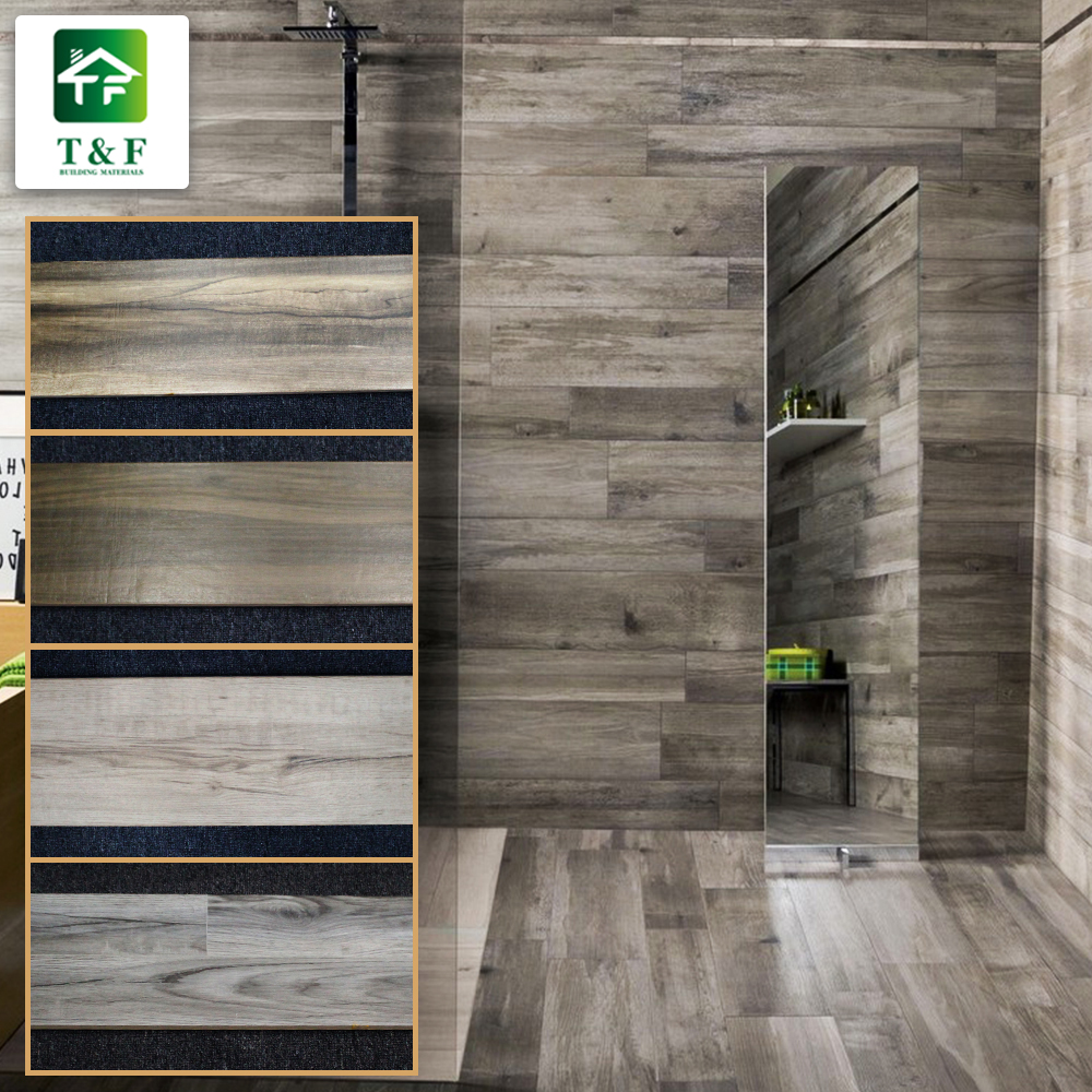 Interior And Exterior House Design 4x4 Ceramic Tiles Wood