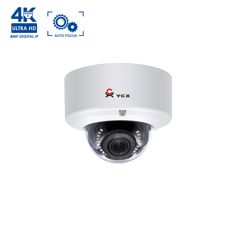 Top <strong>10</strong> camera brands 8mp cctv 4k ip camera telecamera ip poe motorizzata dome IK10 outdoor h265 waterproof