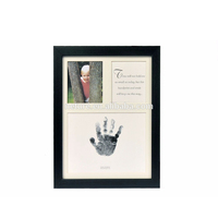 Baby Keepsakes Little Hands Handprint Frame Christening Gifts