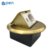 All Aluminum Golden Panel Pop Up Floor Socket 16A Russia Spain EU Standard Power Outlet With USB Charging Port 5V 1A