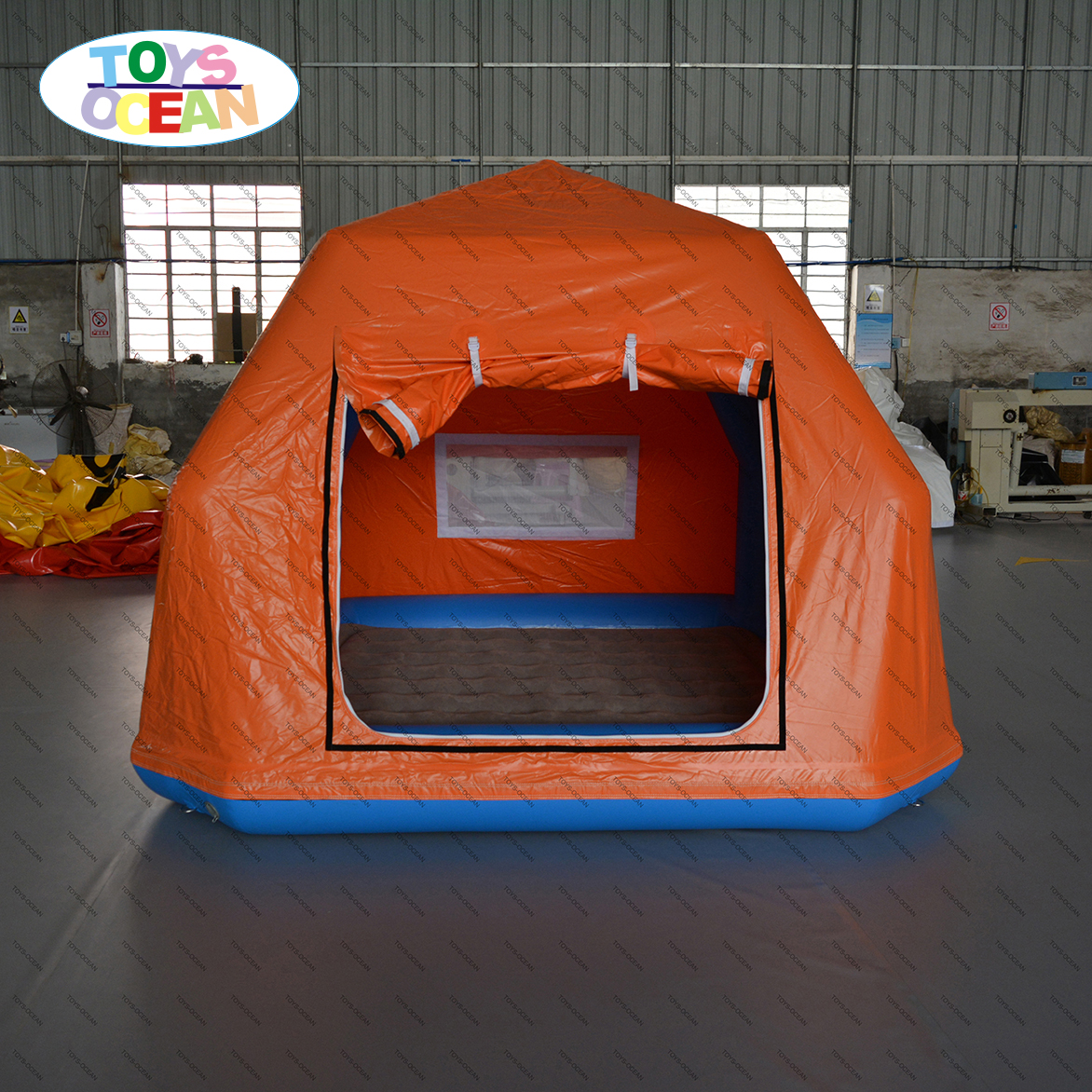 New Design Outdoor Inflatable Camping Shoal Water Tent