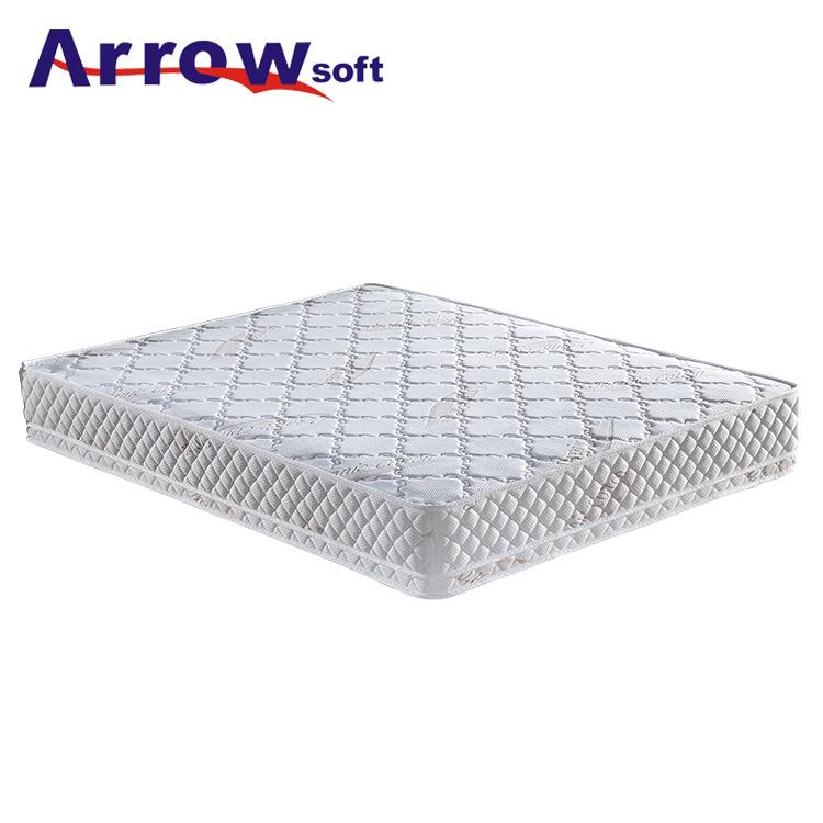 Wholesale high quality sale regular foam bonnell spring hotel bed mattress - Jozy Mattress | Jozy.net