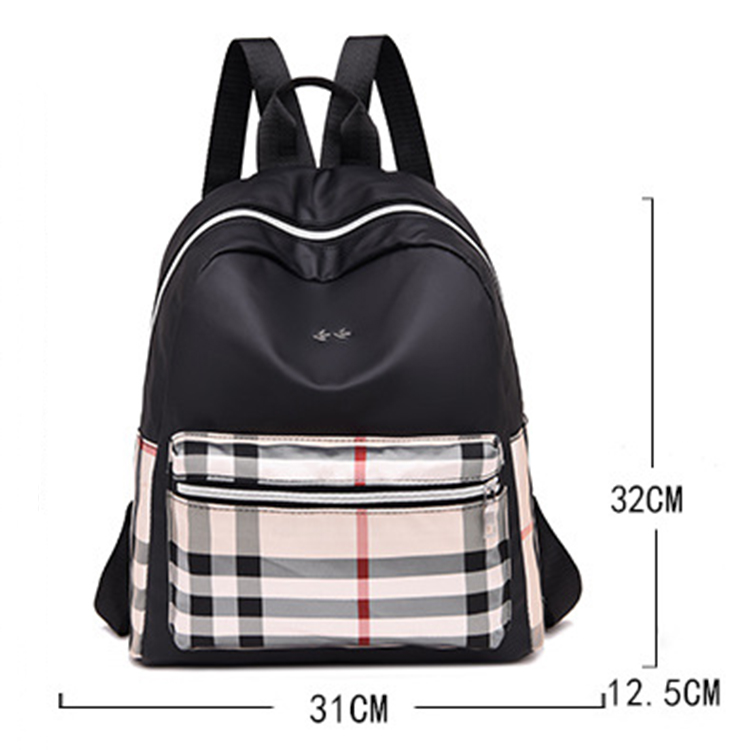 Custom Mini Anti Theft Backpack Travel Business Laptop Computer Bag for Women College School Bookbag