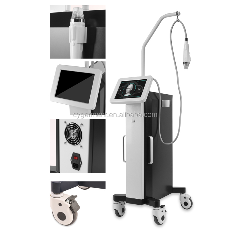 Wholesale skin care fractional rf microneedle portable rf machine