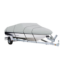 6+ Years Factory Lightweight Full Size 210D Motorboat Cover Boat Rain Cover