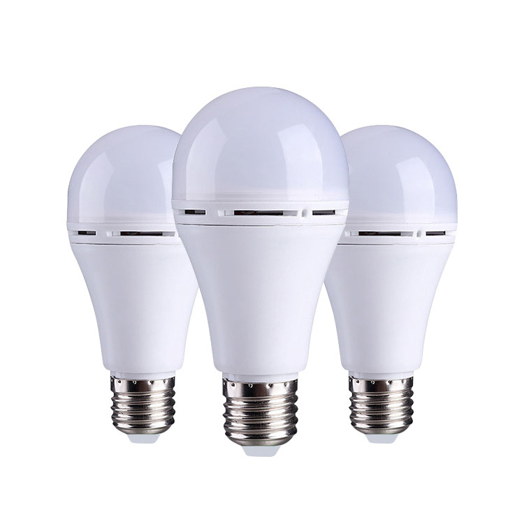 Portable ABS SMD5730 1200lm 15w Energy Saving E27 Emergency Rechargeable Led <strong>Bulb</strong>