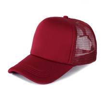 Popular Fashion sublimation printable casquette <strong>flat</strong> peaked cap
