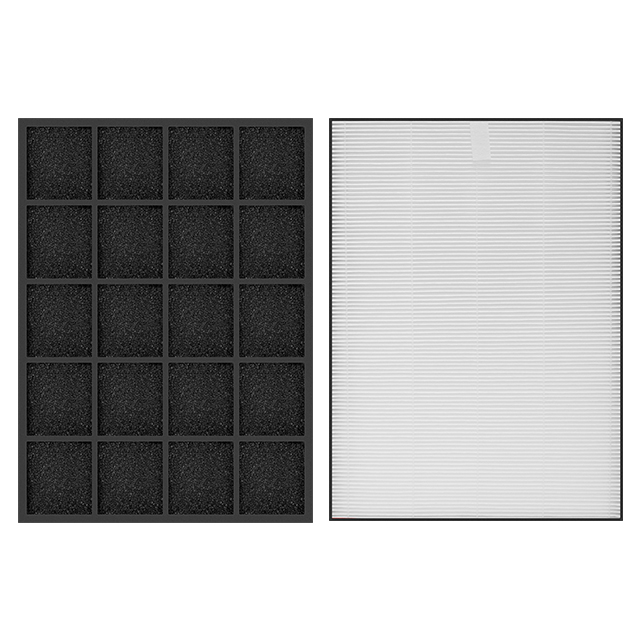 Hot selling FU-A420S-B FU-A420S-S  activated carbon air filter for sharp air purifier