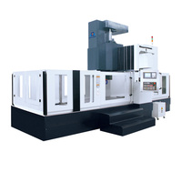 Horizontal Ganty 5 axis CNC Machining Center For Metal