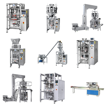 Automatic packing machine multi-function granular chips vertical form fill seal packaging