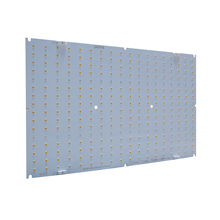 120W QB288 Full Spectrum Quantum Board PCB <strong>Module</strong> with LM301B LM281B+ Samsung LED Chips 3000K 660nm for Grow Light