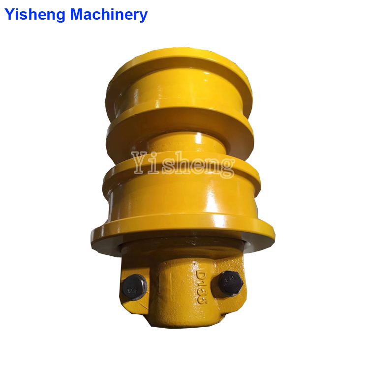 Manufacture best price <strong>D155A</strong>-3 S/F 14X-30-00081 D/F 14X-30-00091 track bottom rollers for <strong>bulldozer</strong>