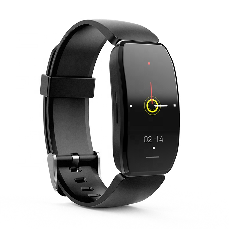 <strong>C114</strong> Smart Bracelet With Heart Rate Blood Pressure Blood Oxygen Monitoring Sport Bracelet