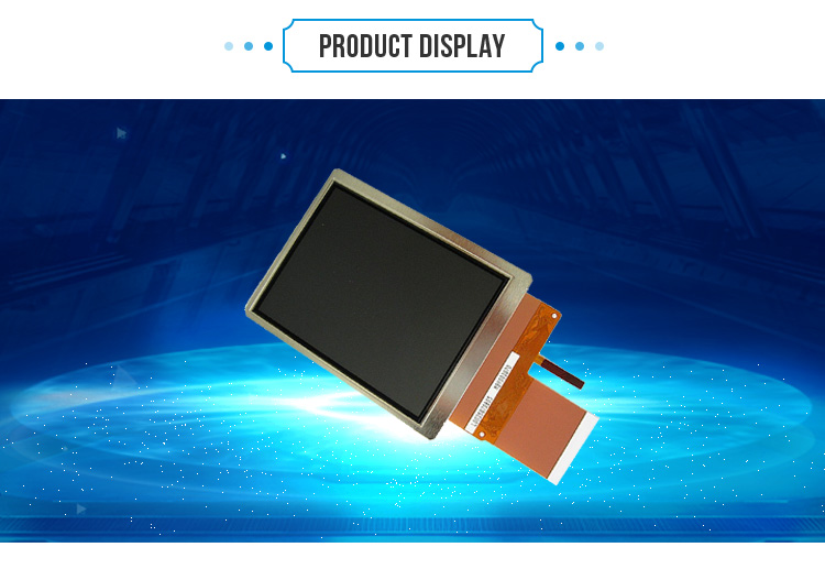LQ035Q7DB03F 3.5 QVGA 240x320,TFT-LCD Display