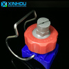 Plastic fruit vegetable washing clamp spray nozzle