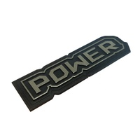 Customized 3d logo soft pvc heat press silicone raised rubber heat transfer clothing label