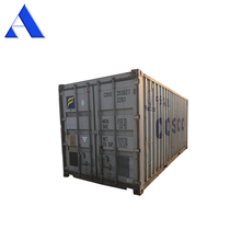Cargo Worthy Second Hand 20ft used shipping <strong>container</strong> from stock