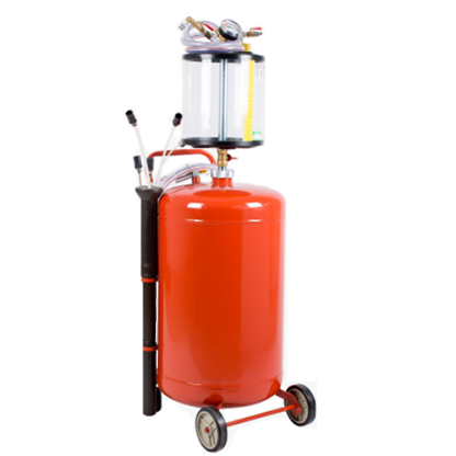 70L pneumatic oil extractor