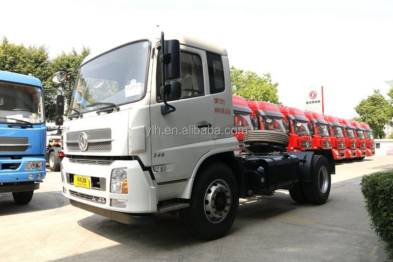 25 ton good quality cheap tractor truck sleeper