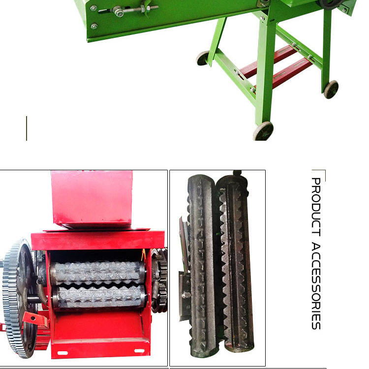 Weiwei feed processing grain corn and straw grinders