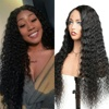 Hot Selling Curly Transparent Full Lace Wigs