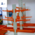 Custom Lumber Pipe Storage Cantilever Racking System Cantilever Racks  Outdoor Shelves