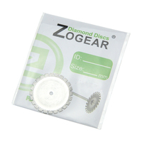 DS001-DS022 ZOGEAR synthetic grinding sharpening diamond disc