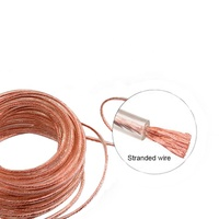High Quality Pure Copper Grounding Cable Copper Clad Steel Wire