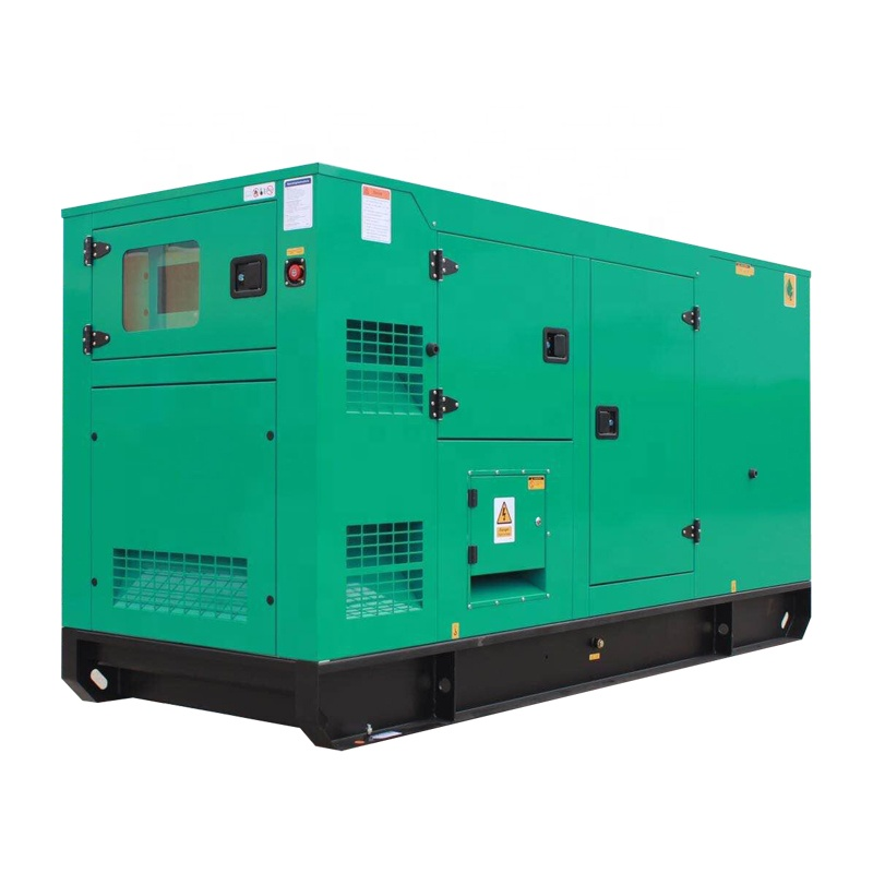 High quality Silent rainproof 200kw 250kva <strong>diesel</strong> engine generator price