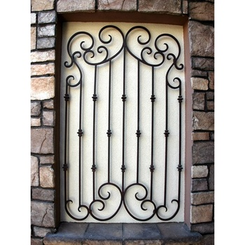 Top-selling modern decorative window security bars, View ...