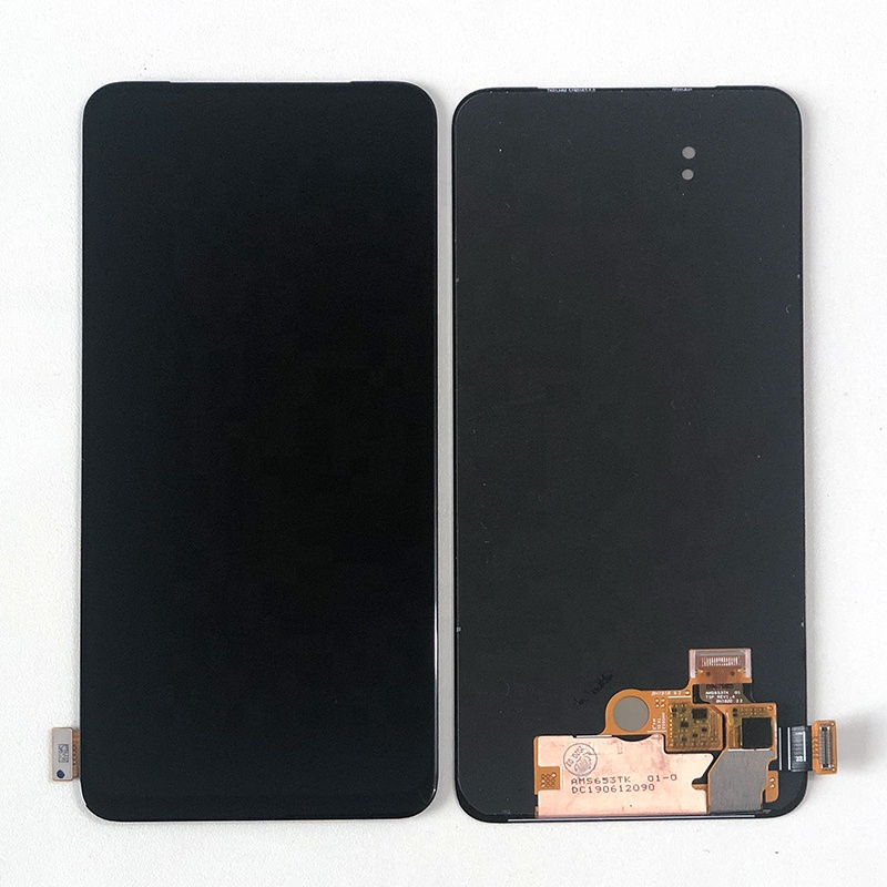 <strong>100</strong>% Tested Original Screen For OPPO Realme X Amoled Touch Screen LCD Display Digitizer For OPPO Reno2 <strong>Z</strong> Reno2 F Display Touch